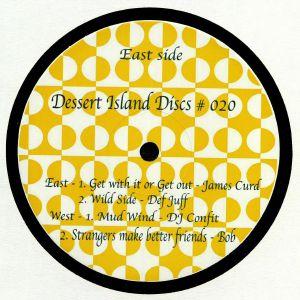 CURD, James/DEF JUFF/DJ CONFIT/BOB - Dessert Island Discs 020