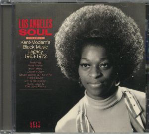 VARIOUS - Los Angeles Soul Volume 2: Kent Modern's Black Music Legacy 1963-1972
