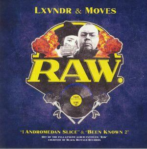 LXVNDR/DJ MOVES - 1 Andromedan Slice