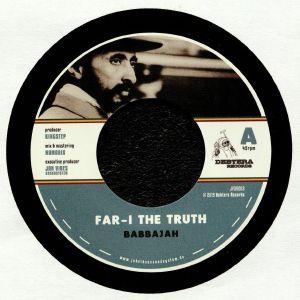 BABBAJAH/KINGSTEP/NOMADIX - Far I The Truth