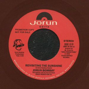 BOMBAY, Jorun - Revisiting The Sunshine (reissue)