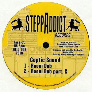 COPTIC SOUND/WISE ROCKERS - Raoni Dub