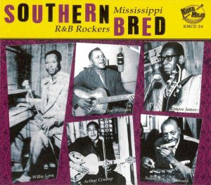 VARIOUS - Southern Bred: Mississippi R&b Rockers Vol 1