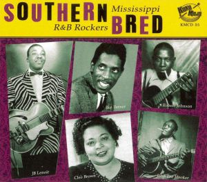 VARIOUS - Southern Bred: Mississippi R&b Rockers Vol 2