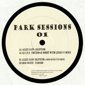 ALLEY CATS/DJ TTC/COCO BRYCE - Park Sessions 01