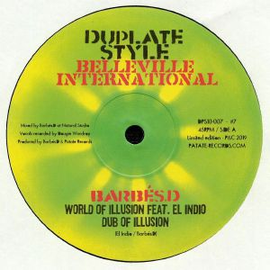 BARBES D - World Of Illusion