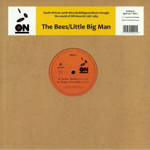 BEES, The/LITTLE BIG MAN - On: The Sound Of On Records 1987-1989 Pt I