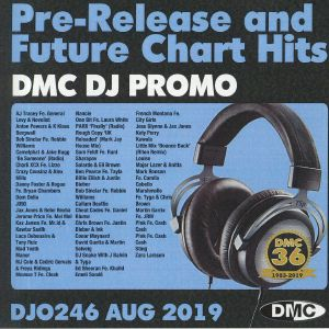 VARIOUS - DMC DJ Promo August 2019: Pre Release & Future Chart Hits (Strictly DJ Only)