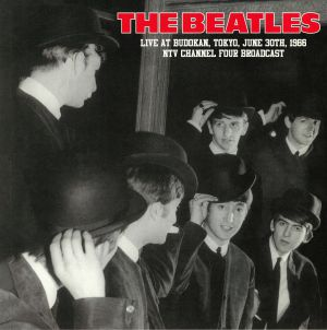 BEATLES, The - Live At Budokan Tokyo June 30th 1966