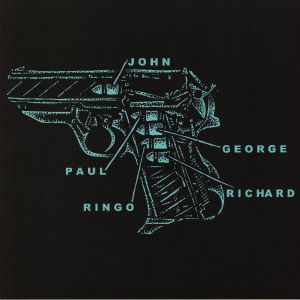 JPGRR aka JOHN PAUL GEORGE RINGO & RICHARD/VICTOR - Easy Listening