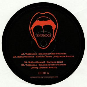 VOIGTMANN/BOBBY ODONNELL - E Numbers 002