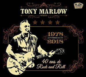 MARLOW, Tony - Anthologir: 40 Ans De Rock & Roll