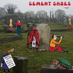 CEMENT SHOES - Too