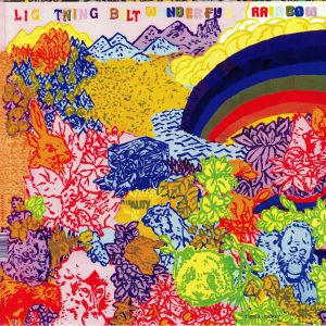 LIGHTNING BOLT - Wonderful Rainbow (reissue)