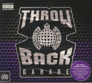 VARIOUS - Ministry Of Sound: Throwback Garage