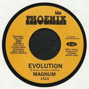 MAGNUM - Evolution (remastered)
