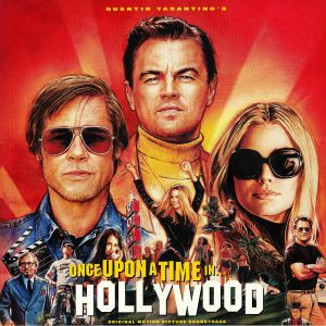 VARIOUS - Quentin Tarantino's Once Upon A Time In Hollywood (Soundtrack)