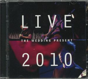 WEDDING PRESENT, The - Live 2010: Bizarro Played Live In Germany