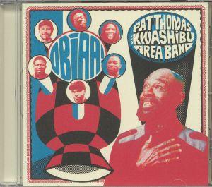 THOMAS, Pat/KWASHIBU AREA BAND - Obiaa!