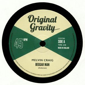 CRAIG, Melvin - Beggar Man