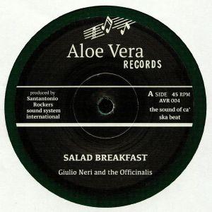 NERI, Giulio/ANDREA/THE OFFICINALIS - Salad Breakfast