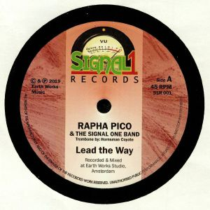 PICO, Rapha/SIGNAL ONE BAND - Lead The Way