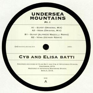 CYB/ELISA BATT - Undersea Mountains Part 1