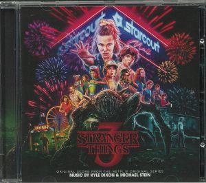 DIXON, Kyle/MICHAEL STEIN - Stranger Things 3 (Soundtrack)