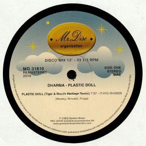 DHARMA - Plastic Doll (reissue)