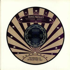 PRESLEY, Elvis - EP Collection Vol 6