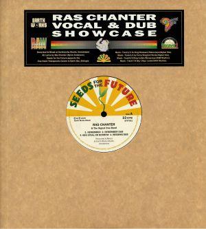 CHANTER, Ras/THE SIGNAL ONE BAND/RAW RIDDIM SECTION - Vocal & Dub Showcase
