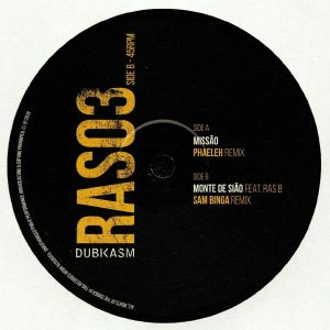 DUBKASM - Rastrumentals Remixes Part 2