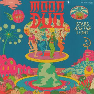 MOON DUO - Stars Are The Light