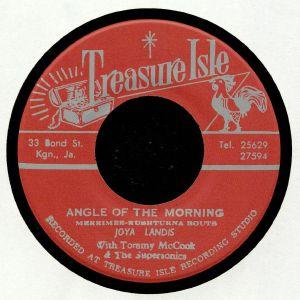 LANDIS, Joya/TOMMY McCOOK & THE SUPERSONICS - Angel Of The Morning