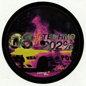 VRONSKY/JIMAN/SEVENTH SWELL - Techno 202%