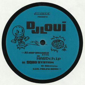 DJ LOUI - SQ80 System EP