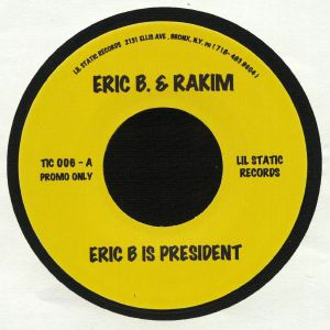 ERIC B & RAKIM/MOUNTAIN - Eric B Is President