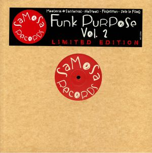MOODENA/SARTORIAL/HOTMOOD/FINGERMAN/PETE LE FREQ - Funk Purpose Vol 2: Limited Edition