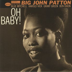 PATTON, Big John - Oh Baby! (reissue)