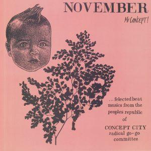 MR CONCEPT - November