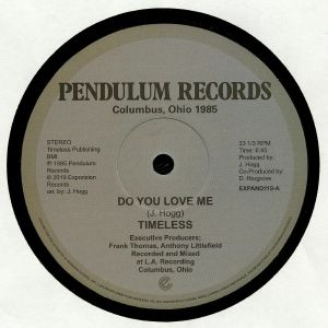 TIMELESS - Do You Love Me
