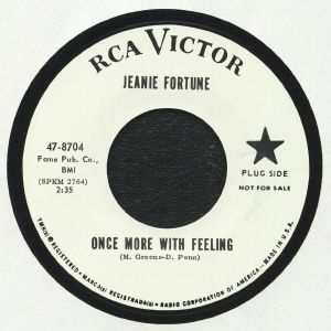 FORTUNE, Jeanie/THE BOBBETTES - Once More With Feeling (reissue)