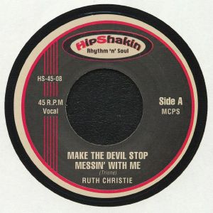 CHRISTIE, Ruth/SYLIE VARTAN - Make The Devil Stop Messin' With Me (reissue)