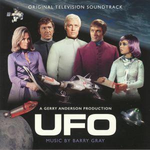 GRAY, Barry - UFO (Soundtrack)