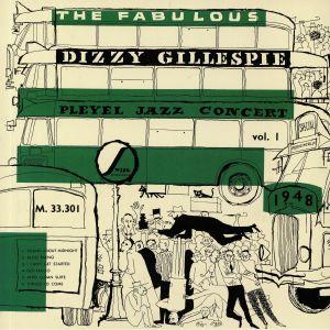 GILLESPIE, Dizzy - Pleyel Jazz Concert Vol 1: 1948