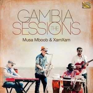 MBOOB, Musa/ XAMXAM - The Gambia Sessions