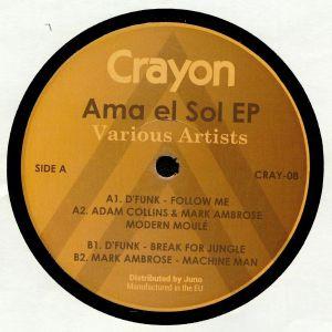 D'FUNK/ADAM COLLINS/MARK AMBROSE - Ama De Sol EP