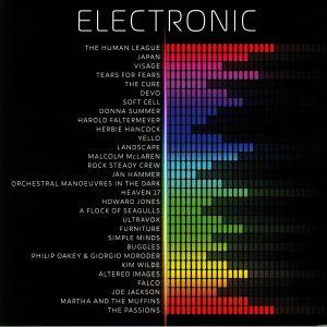 VARIOUS - Electronic