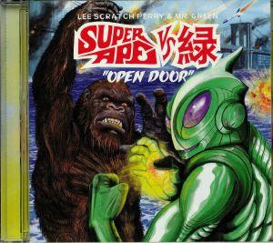 PERRY, Lee Scratch/MR GREEN - Super Ape vs Open Door