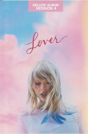 SWIFT, Taylor - Lover: Journal 4 (Deluxe Edition)